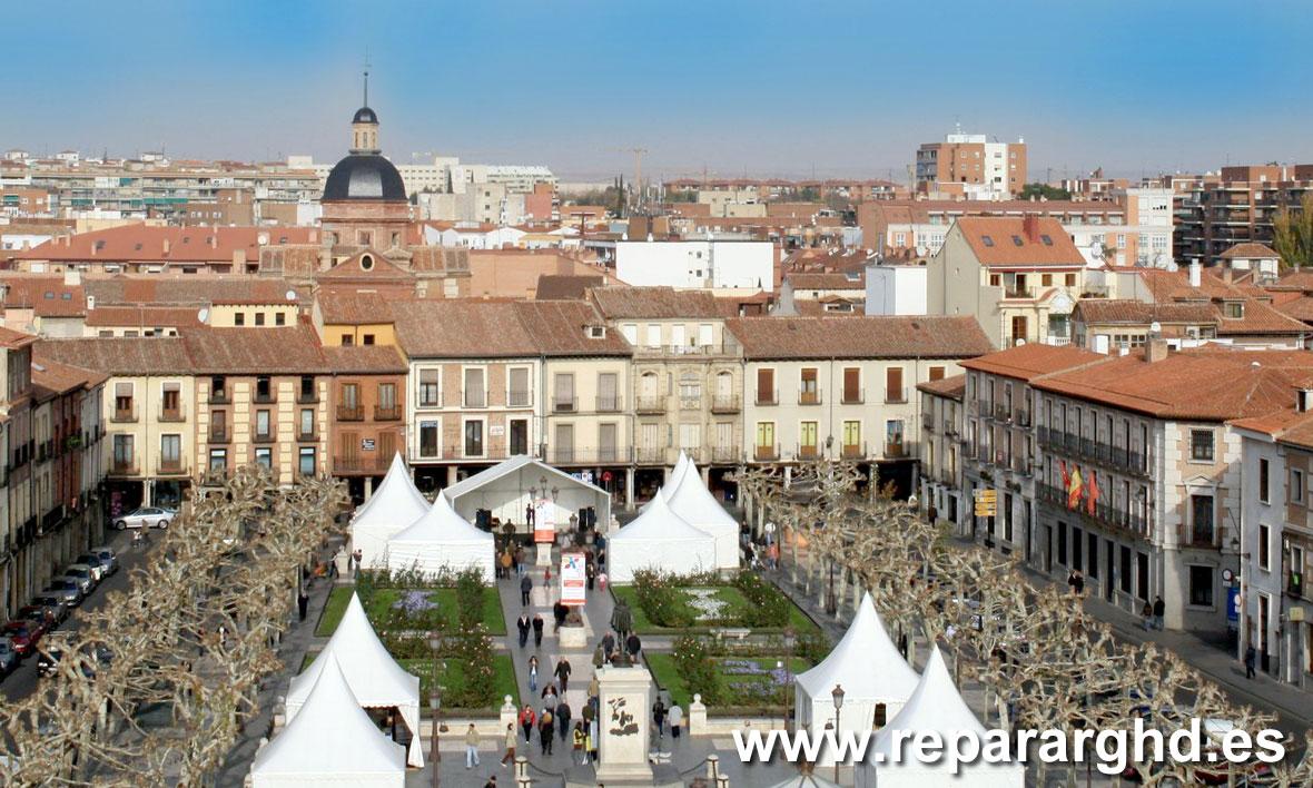 Reparar GHD en Alcalá de Henares
