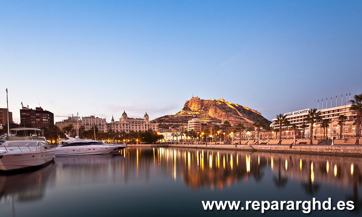 Reparar GHD en Alicante