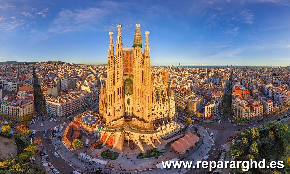 Reparar GHD en Barcelona
