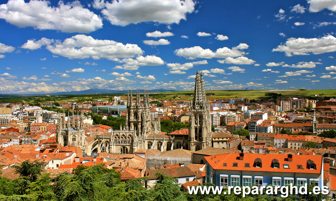 Reparar GHD en Burgos