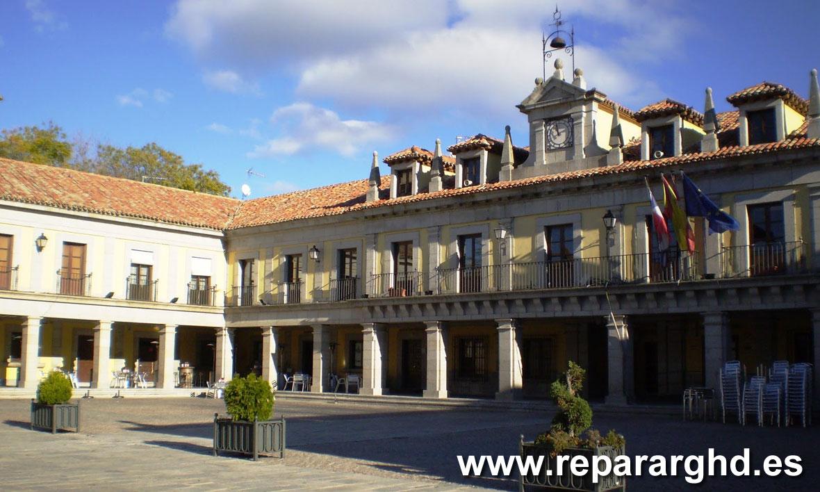 Reparar GHD en Colmenar Viejo