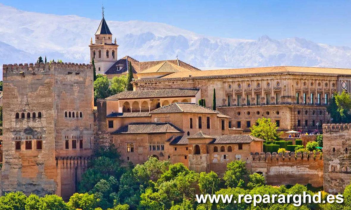 Técnico GHD en Granada