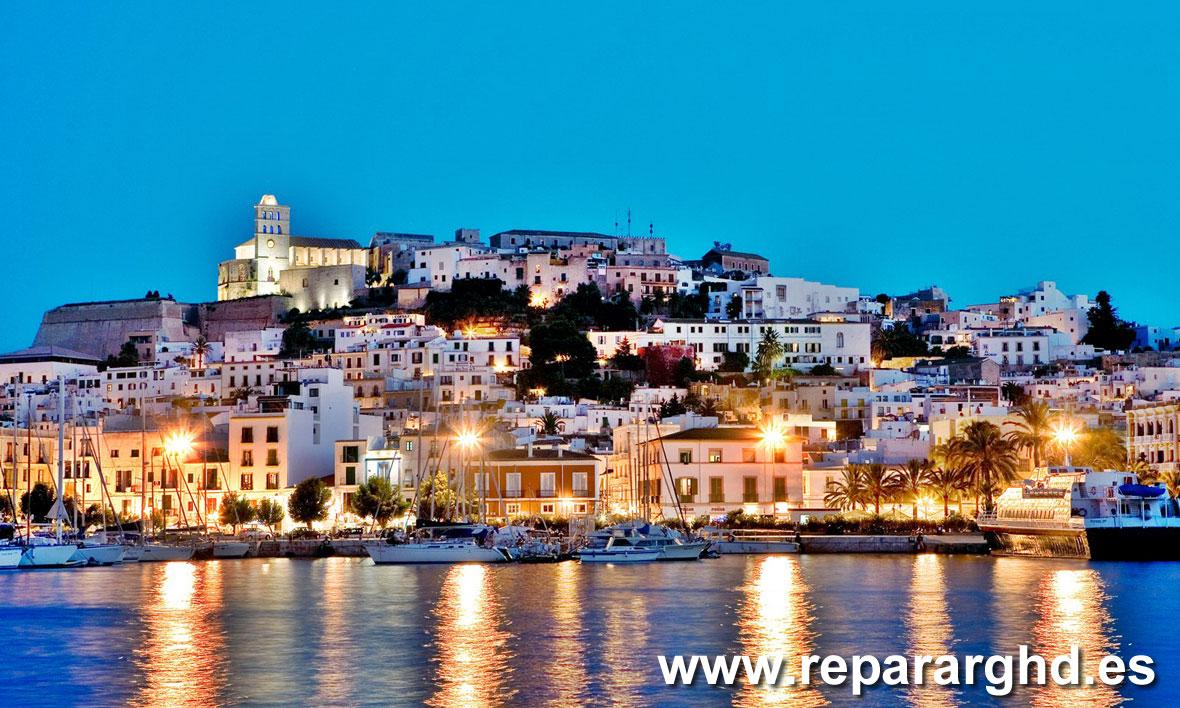 Reparar GHD en Ibiza