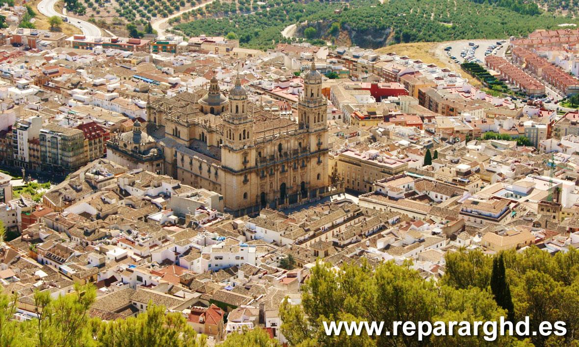 Reparar GHD en Jaén
