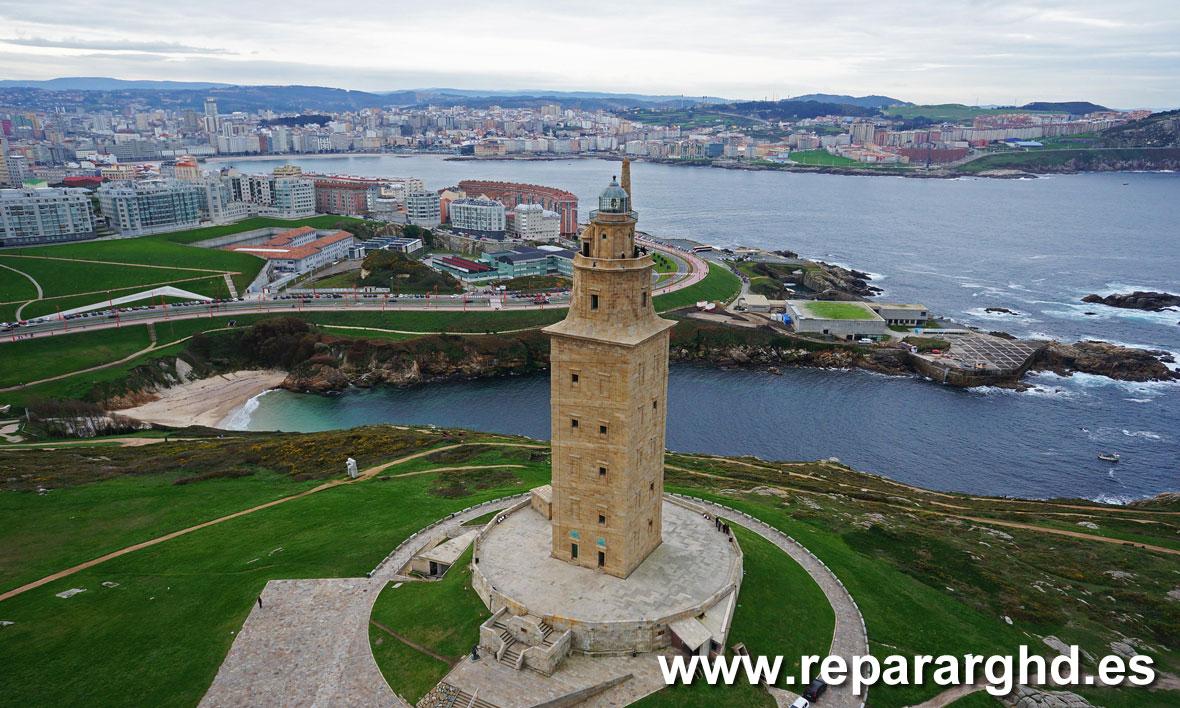 Reparar GHD en La Coruña