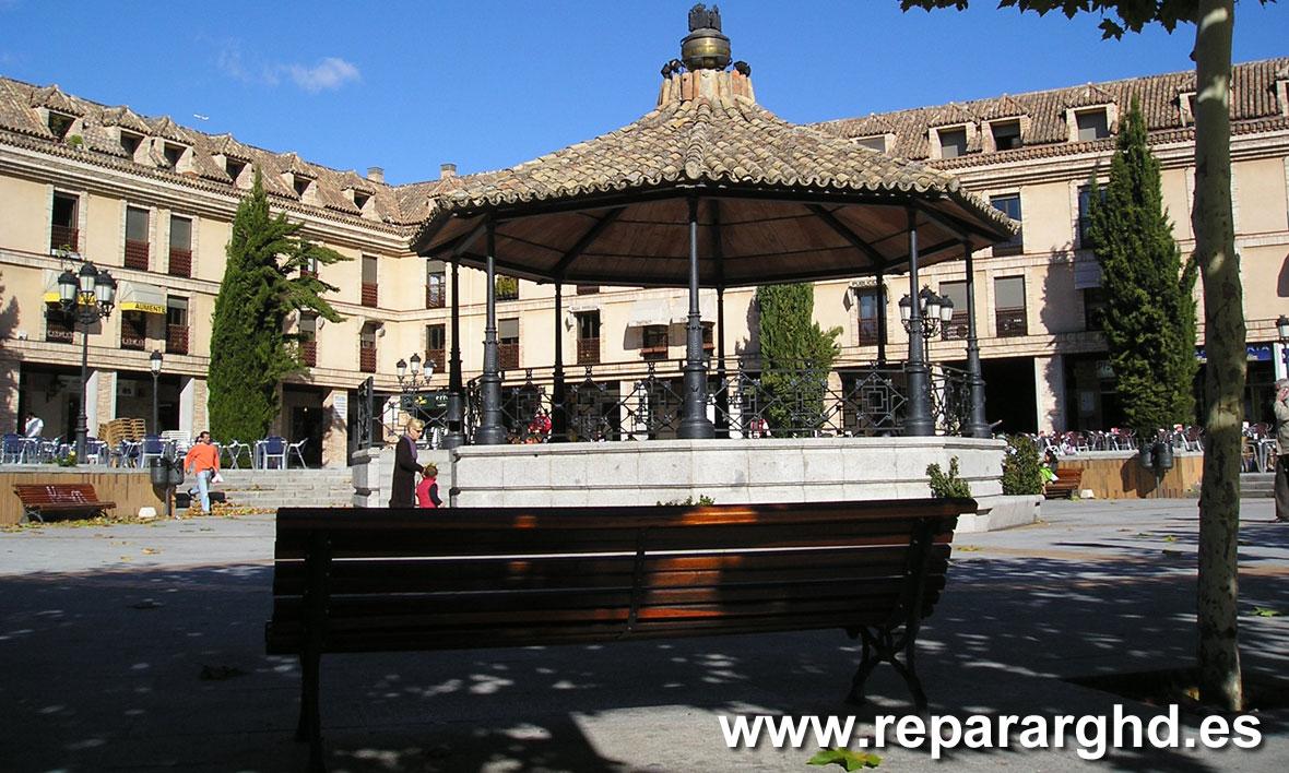 Técnico GHD en Las Rozas de Madrid