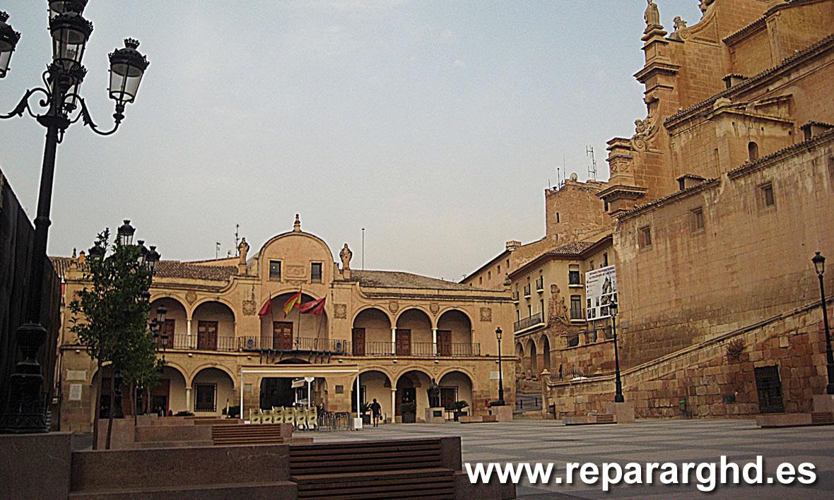 Reparar GHD en Lorca