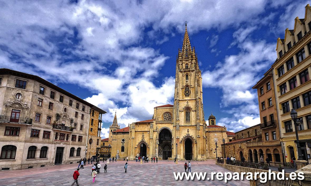 Reparar GHD en Oviedo