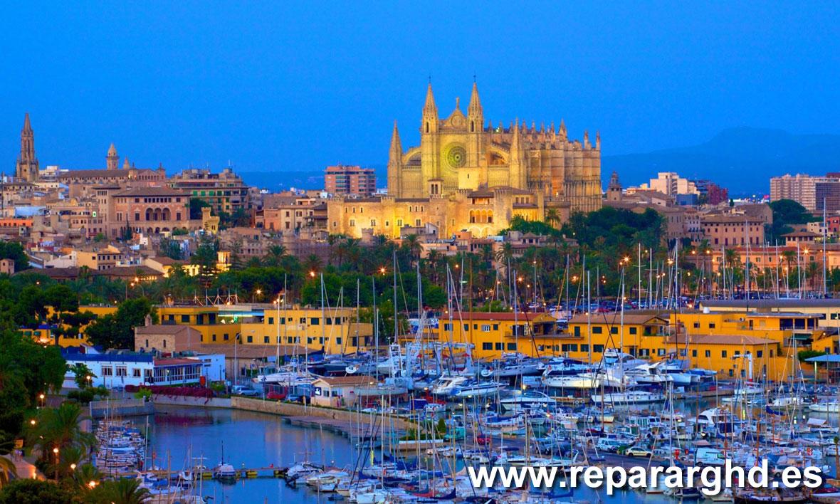 Reparar GHD en Palma de Mallorca