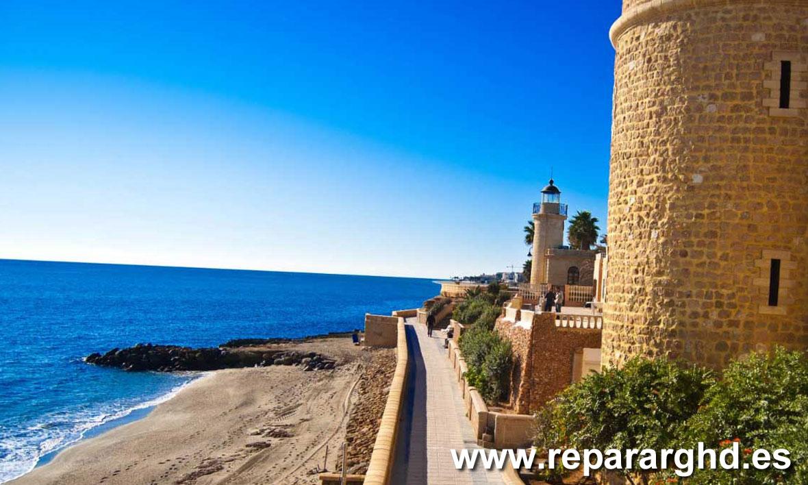 Reparar GHD en Roquetas de Mar