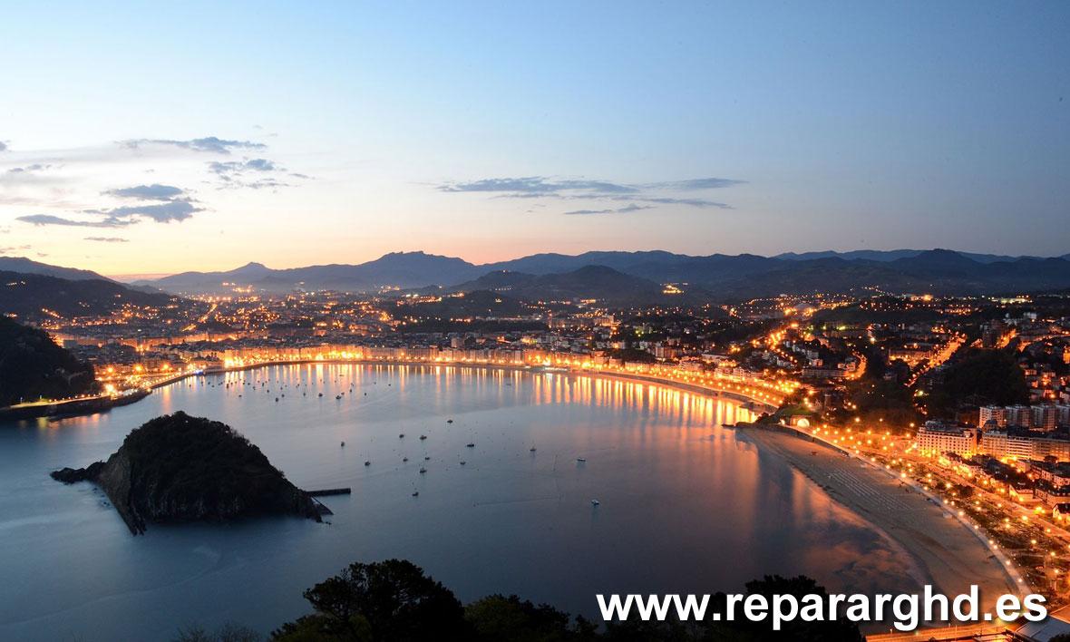 Reparar GHD en San Sebastián