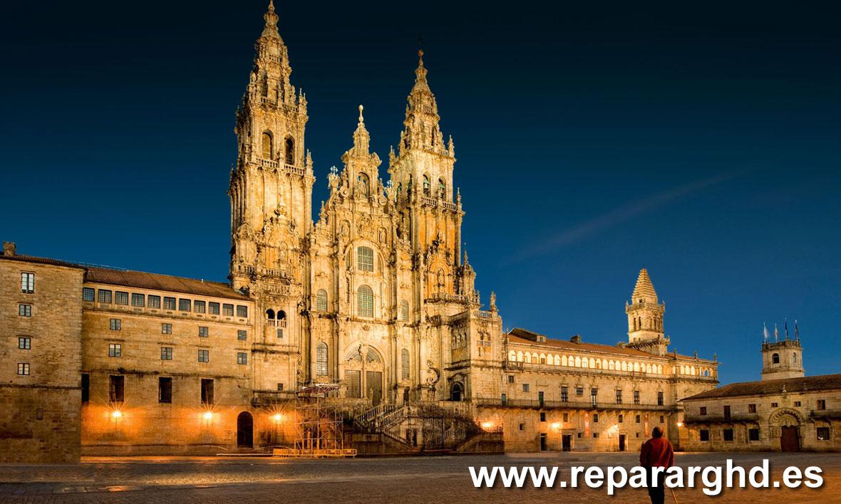 Reparar GHD en Santiago Compostela