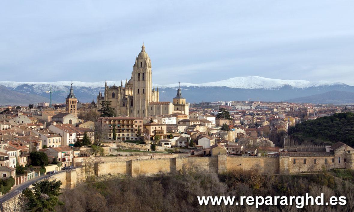 Reparar GHD en Segovia