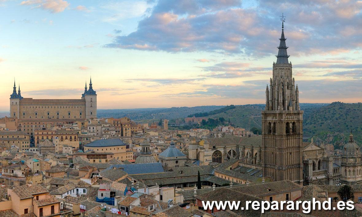 Reparar GHD en Toledo