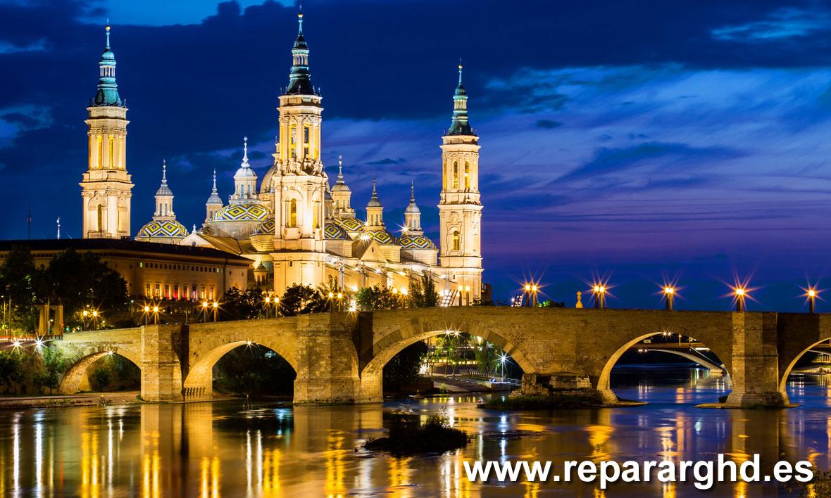 Reparar GHD en Zaragoza
